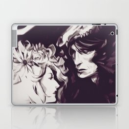 Old Forest Gods - NBC Hannibal Bedelia Laptop & iPad Skin