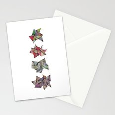 Spikey Friends Stationery Cards