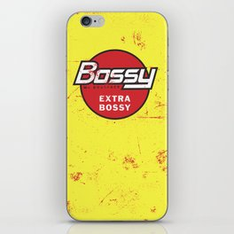 Bossy Mc Bossface - Extra Bossy iPhone Skin