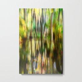 Autumn Impression Metal Print