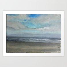 The Oregon Coast Art Print