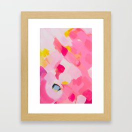 Pieces of Love 1 Framed Art Print