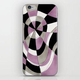 Purple Haze V iPhone Skin