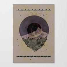 Soulful Gaze Canvas Print