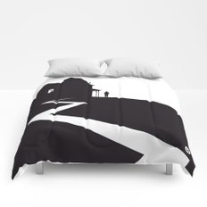 The Black Collection' Hitchcock Movie Comforters