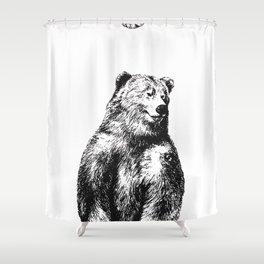Tofa Shower Curtain