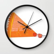 I see summer  Wall Clock