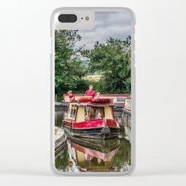 A Day Cruising 2 Clear iPhone Case