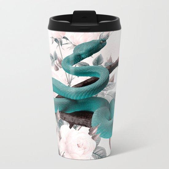 SNAKE 2 Metal Travel Mug