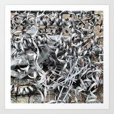 COILS Art Print