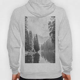 The Perfect View (Black and White) Hoody