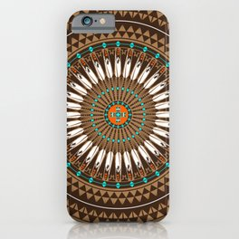 Pow Wow (Wacipi) iPhone Case