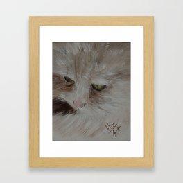 Zigne - The Philosopher Framed Art Print