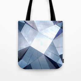 Barcelona Mirrors Tote Bag