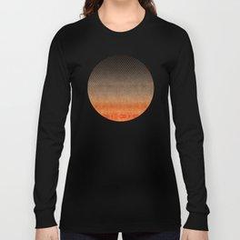 """Sabana Night Degraded Polka Dots"" Long Sleeve T-shirt"