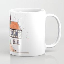 Timber-Framed House from Germany Coffee Mug