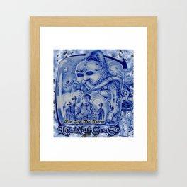 War for the Throne Framed Art Print