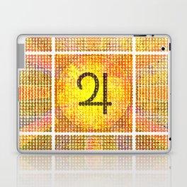 Guru/Surya (Jupiter Sun) Invocation Laptop & iPad Skin
