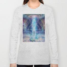 """""""A Spark of the Creator!"""" - Trinity Long Sleeve T-shirt"""