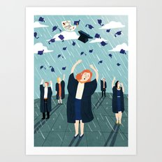 University Art Print