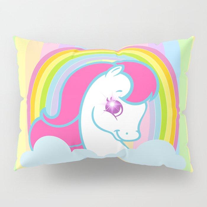 g2 my little pony logo repro Pillow Sham