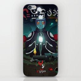 Iznabar nº1 iPhone Skin