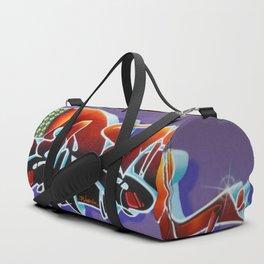 """Pealing back the layers"" Duffle Bag"
