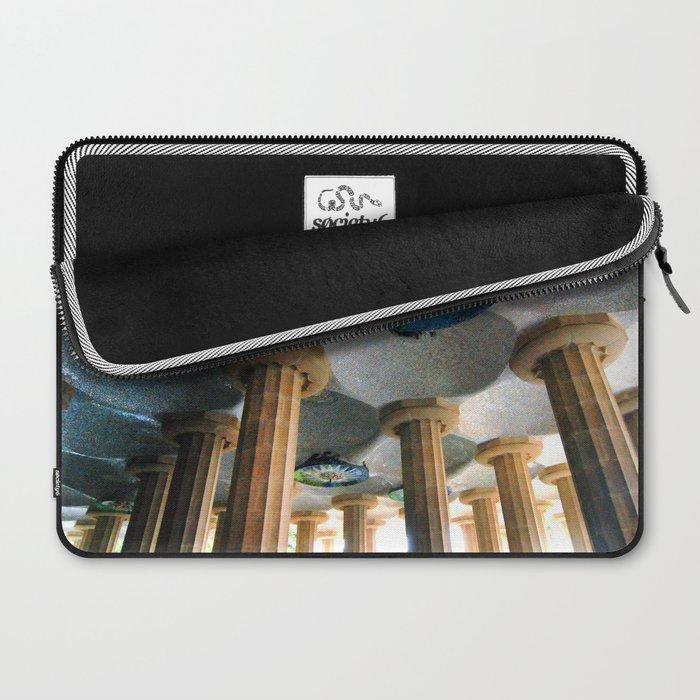 Gaudi Series - Parc Güell No. 2 Laptop Sleeve