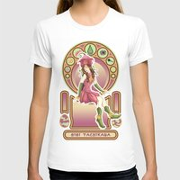digimon T-shirts featuring Digimon Cards: Mimi by Dralamy