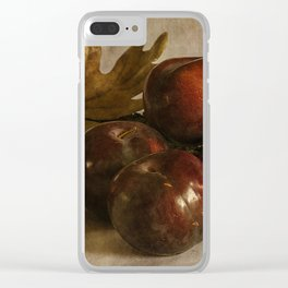 Still life #25 Clear iPhone Case