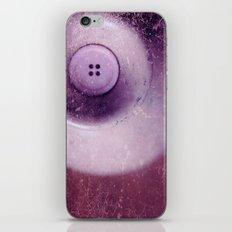 con vaso iPhone & iPod Skin