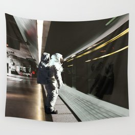 Station Wall Tapestry