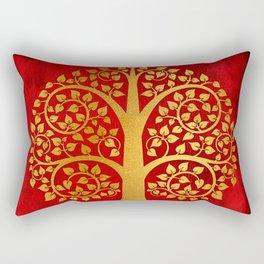 Bodhi Tree0109 Rectangular Pillow