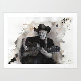 One of the Highway men Art Print