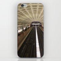 velvet underground iPhone & iPod Skins featuring underground by tania bonnet