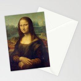 Leonardo Da Vinci - Mona Lisa Stationery Cards