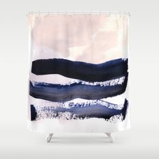 S U R F Shower Curtain