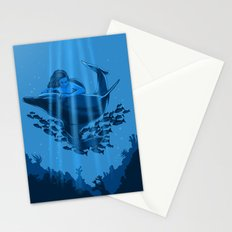 The Underwater Fantasy Stationery Cards