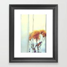 She'll Let You In Framed Art Print
