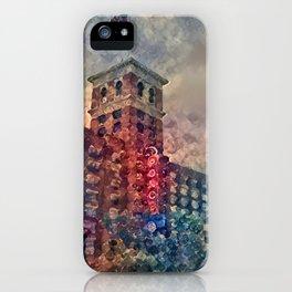 Ponce Dream Spirals iPhone Case