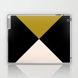 Minimal X Dark Olive Laptop & iPad Skin