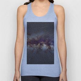 The Milky Way: from Scorpio and Antares to Perseus Unisex Tank Top