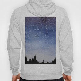 Forest Watercolors Hoody