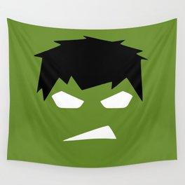 The Hulk Superhero Wall Tapestry
