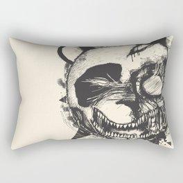 Dead Panda Rectangular Pillow