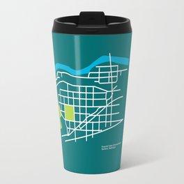 Brownes Addition / Peaceful Valley, Spokane Travel Mug