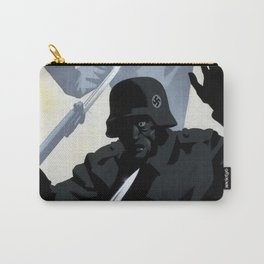 World War Two Propaganda Poster Carry-All Pouch