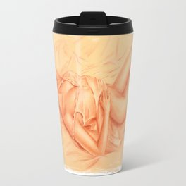 Sleeping Venus - Erotic lying Woman Travel Mug