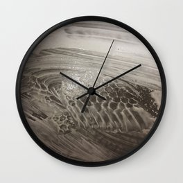 slipped Wall Clock