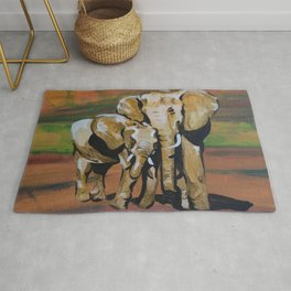 Love of a child Rug